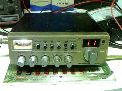 153RT226  QSO Superstar 2400 MII QRP 15 Watt .AVI