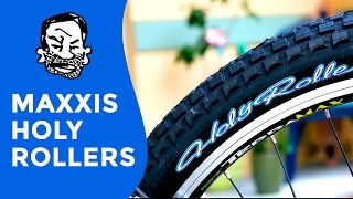 Maxxis Holy Rollers Review