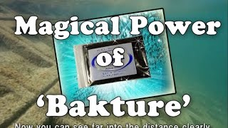 Water Purification of the Reservoir | Magical power of