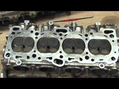 Cylinder Head 103 - Deck Tech