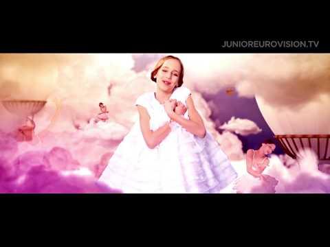 Lizi Japaridze -(lizi Pop) - Happy Day (georgia) 2014 Junior Eurovision Song Contest video