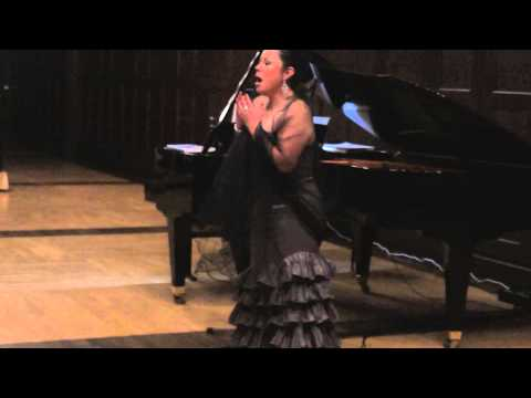 Soprano Rosa María Hernández, Pianista Karl Heinz Lindemann