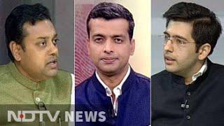 Delhi garbage war: AAP vs BJP