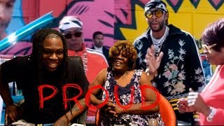 Grandma Reacts to 2 Chainz - Proud ft. YG, Offset