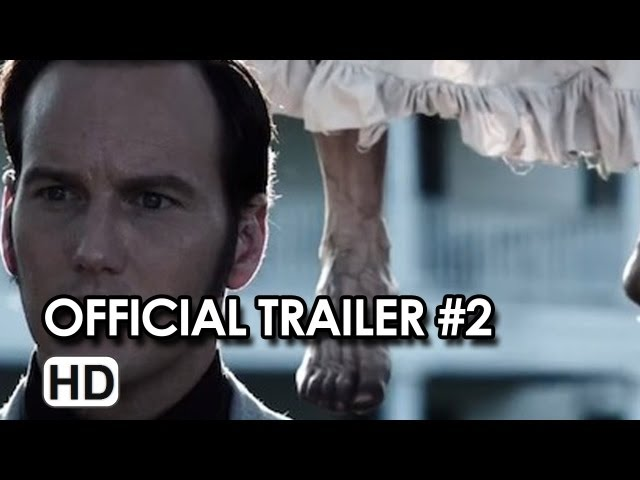 The Conjuring Official Trailer #2