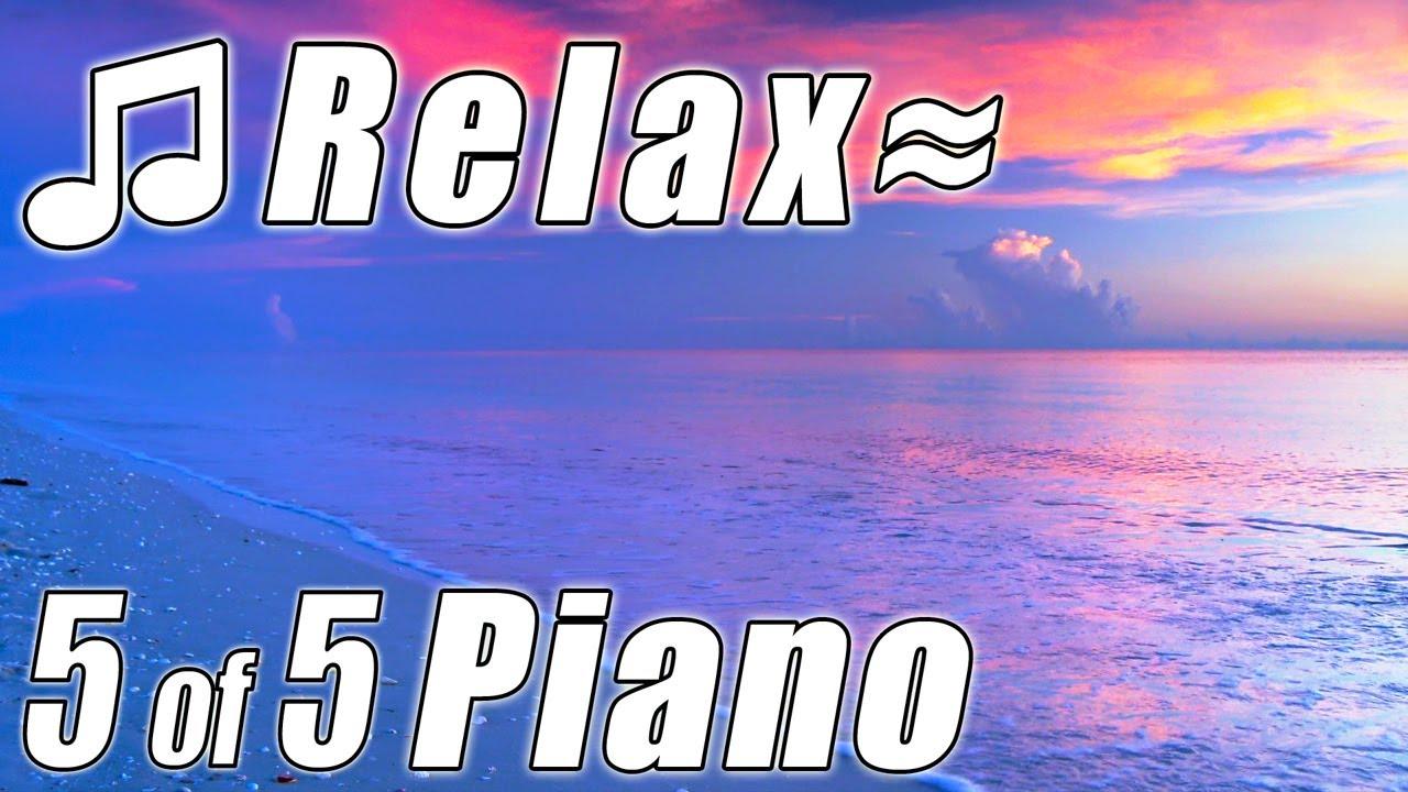 Piano study relaxing