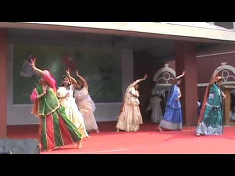 Radhai Manadhil-akshu Pongal Dance video