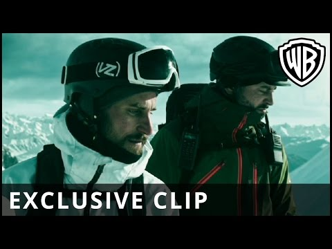 Point Break – Snowboarding Featurette - Official Warner Bros. UK