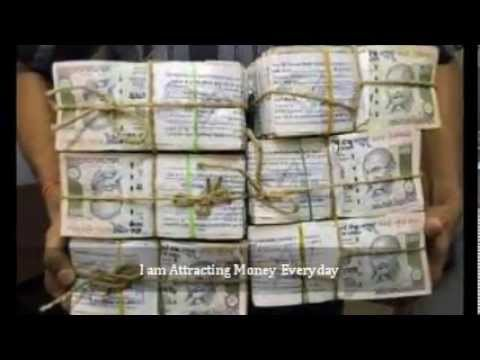 Attract Money (Indian Rupee)-Affirmations By Pranab Rajat Roy