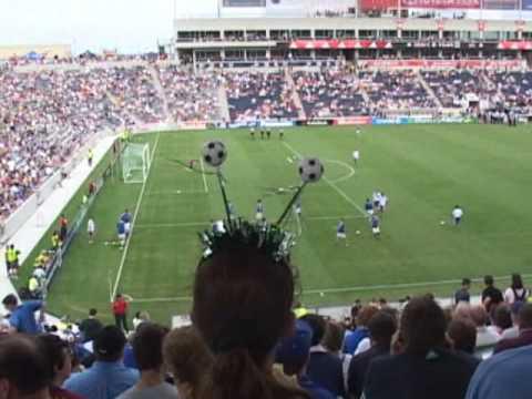 MLS Fans Always Buckle Up 2006