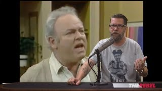 Gavin McInnes: Yeah, Trump is Archie Bunker. So?