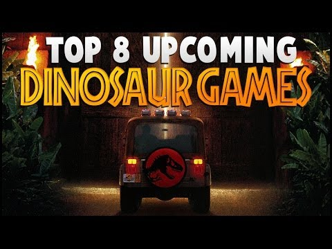 Top 8 Upcoming Dinosaur Games (for Pc!) video