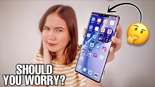 HUAWEI MATE 30 PRO PROBLEM SOLVED!