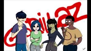 Gorillaz Gender-bend