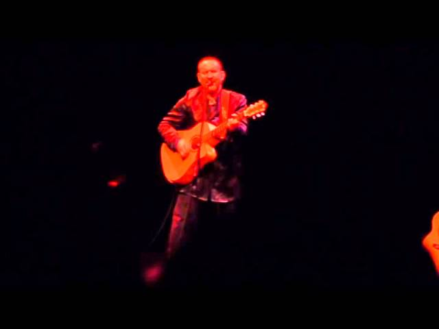 Colin Hay - Down Under (LIVE) - September 23, 2011 - Toledo, OH