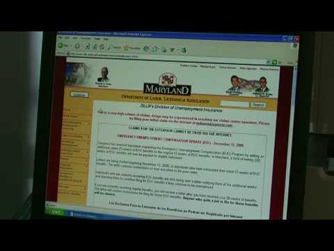 Maryland Unemployment Insurance, Maryland Unemployment Insurance benefits, Maryland Unemployment Insurance Eligibility, www.dllr.state.md.us, Maryland Unemployment Information, Maryland Unemployment insurance compensation