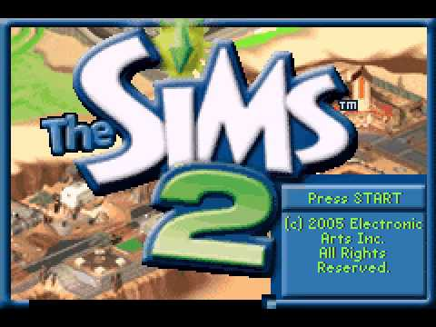 The Sims 2 - The Sims 2 Theme Music - User video