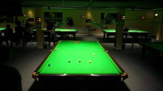 Snooker-SM 2012 Dag2 Del2