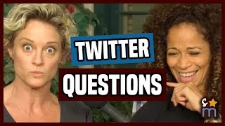 THE FOSTERS Cast Answers Fan Twitter Questions - Switching Characters, Advice | Shine On Media