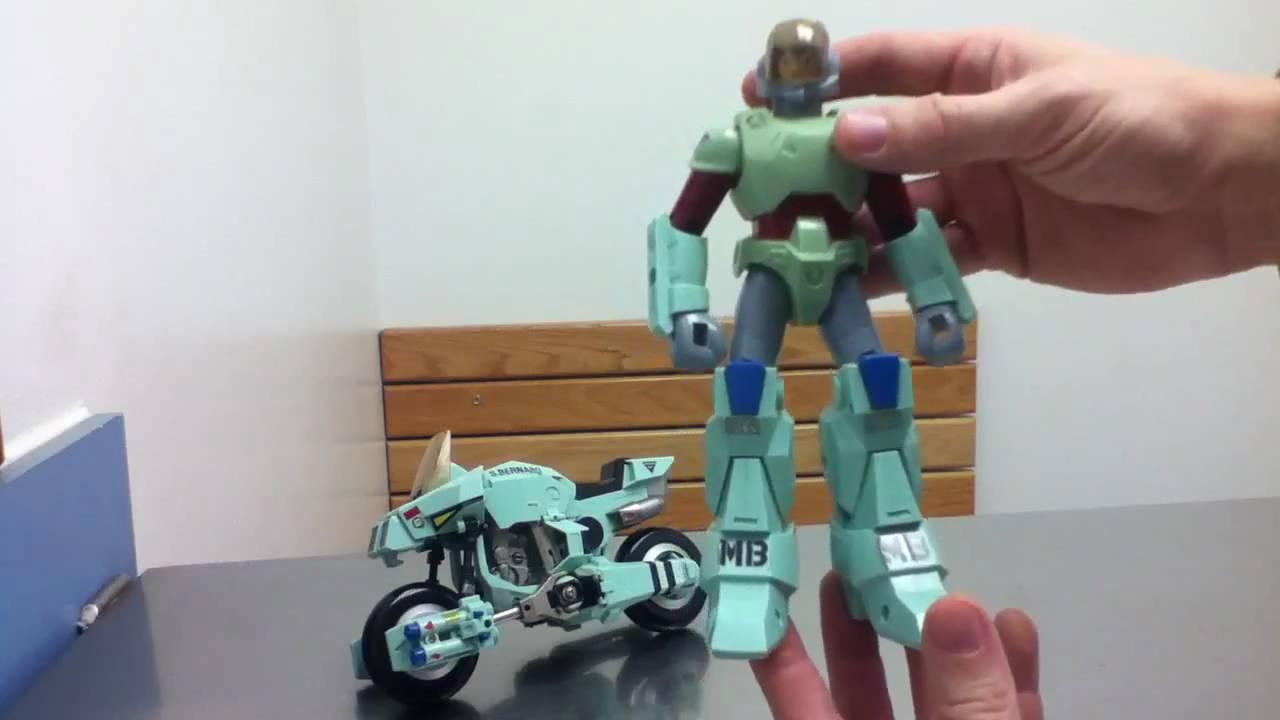 Mospeada Robotech Cylo...