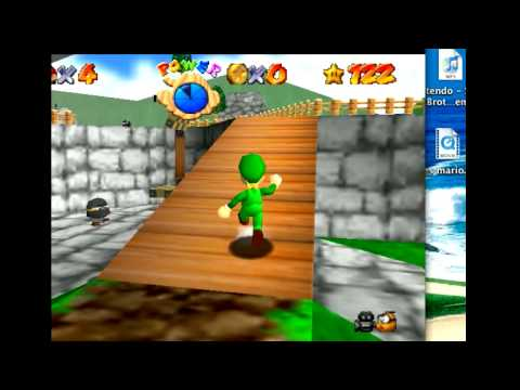 Super Zelda 64: Forest Temple (+ROM)