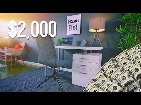 The Best Desk Setup for $2,000 - Laptop Edition!