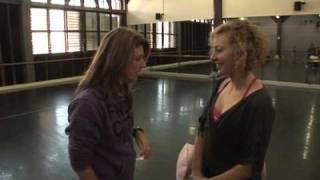 Emma Watkins: Interview & Rehearsals At Sydney Opera House