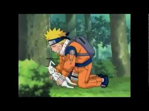 Momentos divertidos de Naruto xD audio latino