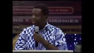 The Most High by Pastor EA Adeboye