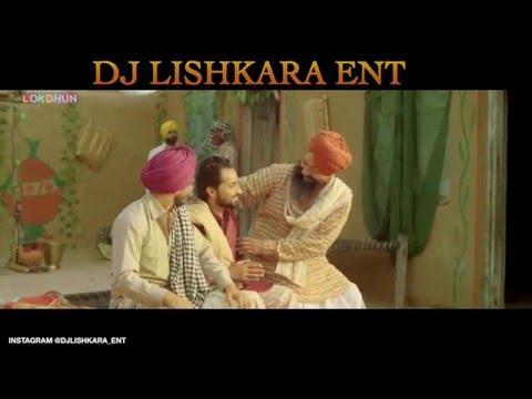 CHAAR DIN - Sandeep Brar remix by dj lishkara