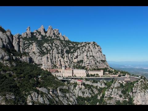 Гора Mонсеррат и Монастырь Монсеррат
