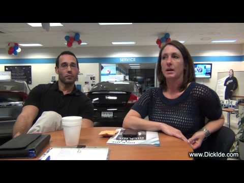 Customer Testimonial: Amanda and Dave - 2009 CR-V - Dick Ide Honda, Rochester NY Dealer Review