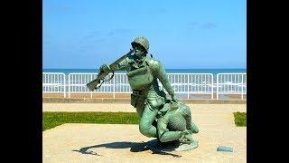 Omaha Beach - A mais sangrenta batalha do desembarque aliado na Normandia -HD