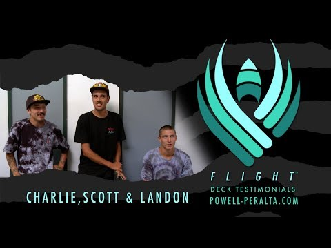 Charlie, Scott, & Landon - FLIGHT