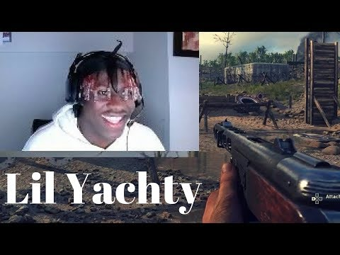 Lil Yachty First Time Streaming on Twitch | Funny Highlights