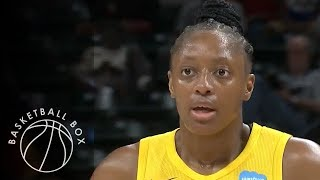 [WNBA] Connecticut Sun vs Indiana Fever, Full Game Highlights, September 8, 2019