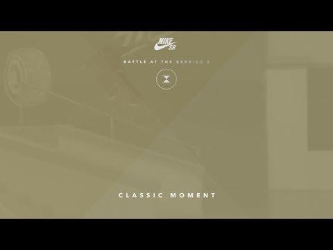 BATB: Classic Moment - Bastien Salabanzi Flips Out