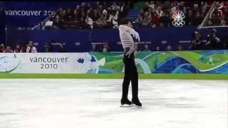 Johnny Weir 2010 Winter Olympics FS