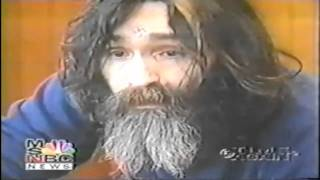Charles Manson If I Started Murdering People.. (Full Version!)