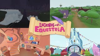 Environments Trailer - Legends of Equestria Open Access Release
