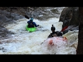 Kayaking Brush Creek Feb 16, 2017
