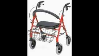 NOVA Walker : NOVA Medical Products Mini Mack 4214 Walker Review