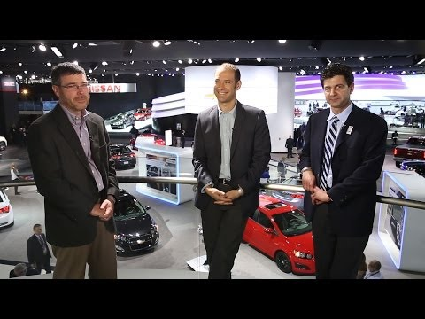 Talking Cars with Consumer Reports #22: 2014 Detroit Auto Show