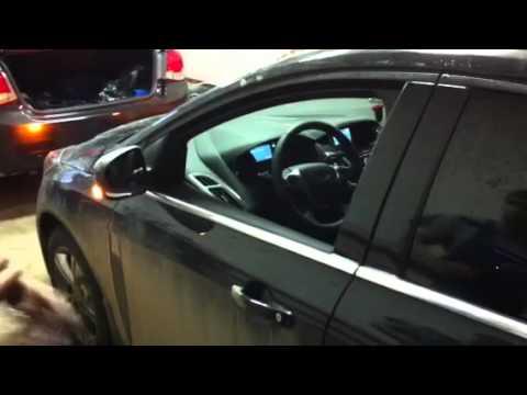 Как поставить сигнализацию с автозапуском самому форд фокус 3