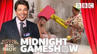 Contestant Too Tired To Play The Midnight Gameshow Bbc