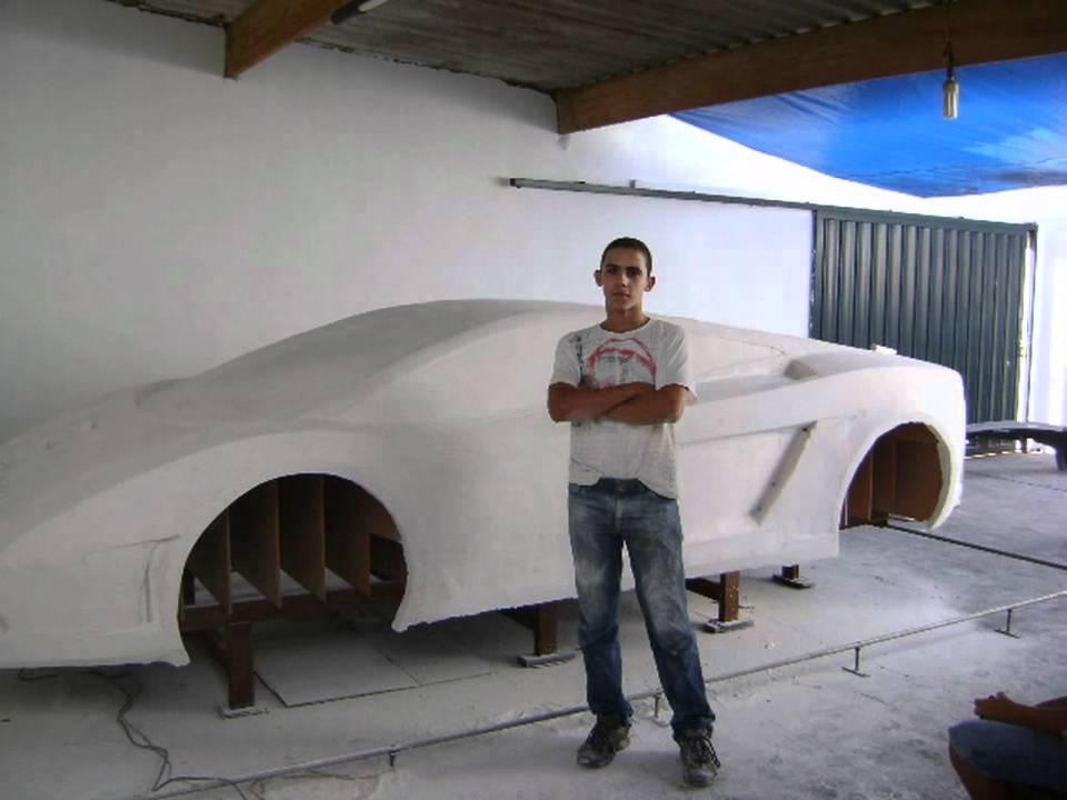 R 233 Plica Lamborghini Gallardo Youtube