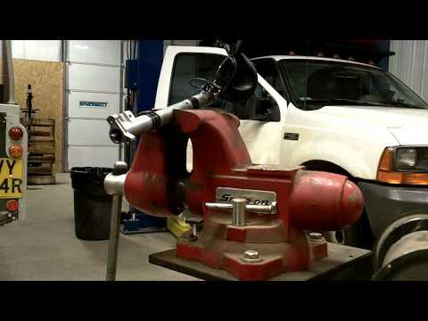Ford Steering Column   Loose Shift Rail