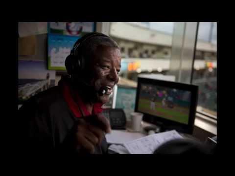 Baseball great Leon Lee: radio color commentator for the Sacramento River Cats