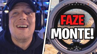 Faze Monte😱 MontanaBlack Stream Highlights