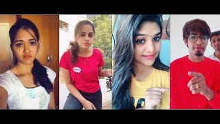 Telugu Girls Funny TikTok Latest videos|Telugu Dubsmash